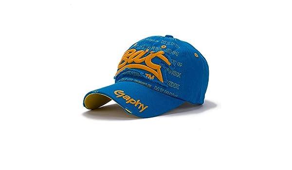 Amazon.com: CUSHY Caquette Cap Outdoor Port unhat Women Men Leiure Peaked Matching Cap Hip Hop Port net Port Cap ummer Gorra Retro Hat: B7, M: Clothing