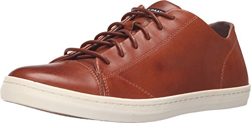 Cole Haan Men's Trafton Cap Sport Ox P114604 Fashion Sneaker, British Tan Handstain, 11.5 M US