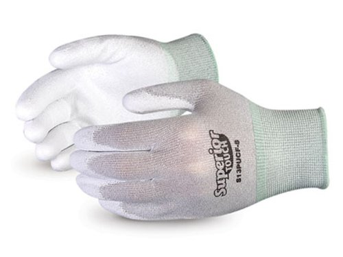 Coated String Gloves - 7