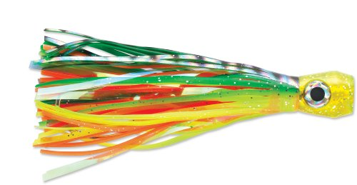 Williamson Soft Sailfish Catcher 5 Fishing Lure, Bleeding Dorado, 5-1/2-Inch (Fishing Dorado Lures)