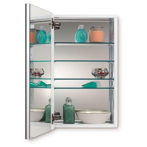 Jensen 52WH244DP Metro Deluxe Bath Cabinet - Jensen 15 Inch