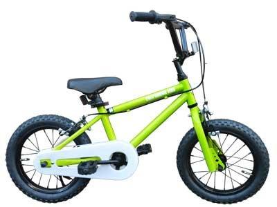 FIELDER フィルダー LIME GREEN ライムグリーン キッズバイク 自転車 B00GWBUX6M