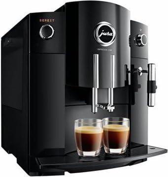 Jura Impressa C60 Máquina de café automática, 1450 W, Acero ...
