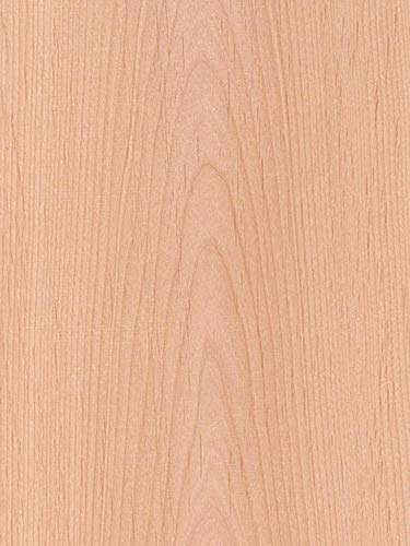Clear Alder Wood Veneer 2x8 3M Pre-Adhesive Backer by Veneer Tech