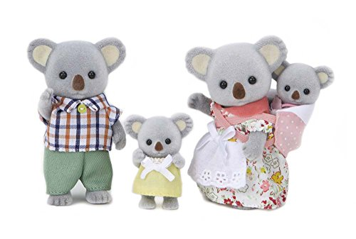Calico Critters Outback Koala Family Set