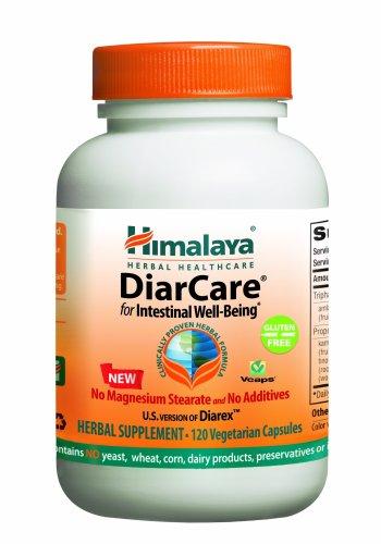 Himalaya Herbal Healthcare DiarCare, Intestinal Comfort, 120 Tablets, 740 mg (Pack of 2)