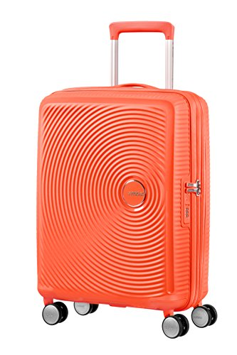 American Tourister Hand Luggage, Orange (Spicy Peach)