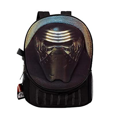 Lil' Diner Disney Star Wars Pop-Up Kylo Ren Mask Pop-Out Dual Compartment Backpack