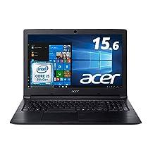Acer ノートパソコンAspire 3 A315-53-N54U/K/Corei5/ブラック/4GB...