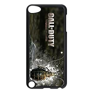 Custom Call Of Duty Back Cover Case for ipod Touch 5 JNIPOD5-568