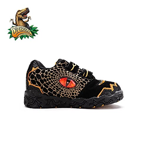 Dinosoles 3D The Eyes Dinosaurus Shoe (Children/Toddler/Little kid)