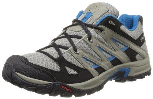 ac5d56ceb4ae Salomon Eskape Aero Hiking Shoe - Men s Shoes 9.5 Dk Titanium Titanium Dark  Blue (B00D3PBTYA)