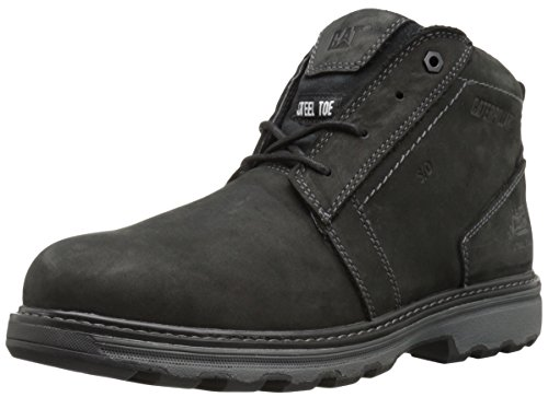 Industrial Parker Black Shoe Toe Caterpillar ESD Men's Construction Steel 8fB8wqXx5
