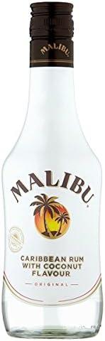 Malibú Caribe ron con coco Sabor 35cl original (paquete de ...