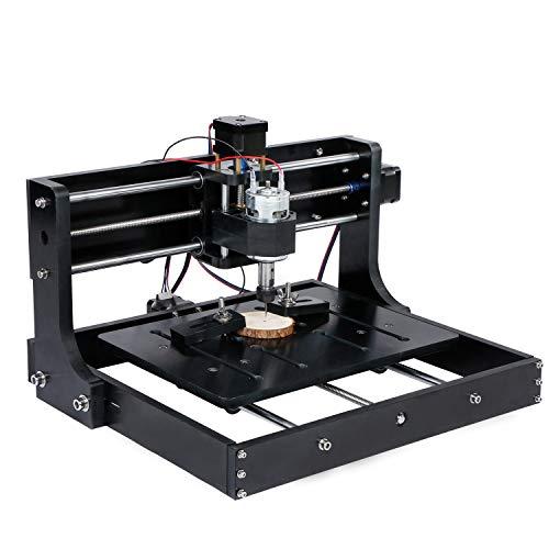 L&Z CNC Router Engraver-3020 Wood Milling