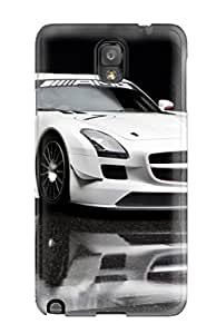 Galaxy Note 3 Case Cover 2011 Mercedes Benz Sls Amg Gt3 Case - Eco-friendly Packaging