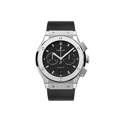 Hublot Classic Fusion Chronograph Automatic Black Dial Mens Watch 541.NX.1171.RX