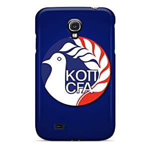 New Arrival Cyprus Football Logo VrsaIet3168kpBMM Case Cover/ S4 Galaxy Case