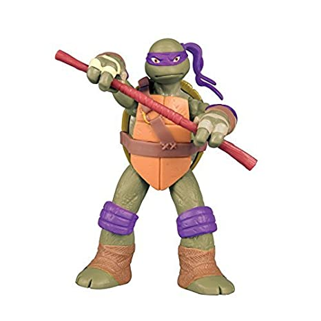Amazon.com: Teenage Mutant Ninja Turtles Donatello Figura de ...