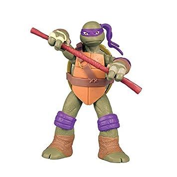 Teenage Mutant Ninja Turtles Donatello Action Figure: Amazon ...