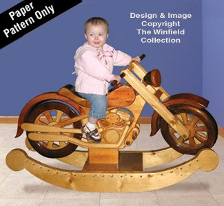 Roarin' Rocker Woodworking Plans