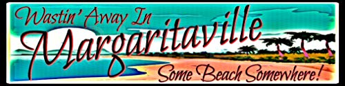 Tiki Bar Margaritaville Sign Some Beach Street Sign 3