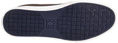 DC Shoes Tonik Shoe d0302905–Scarpe in Pelle Scamosciata per Uomo multicolore