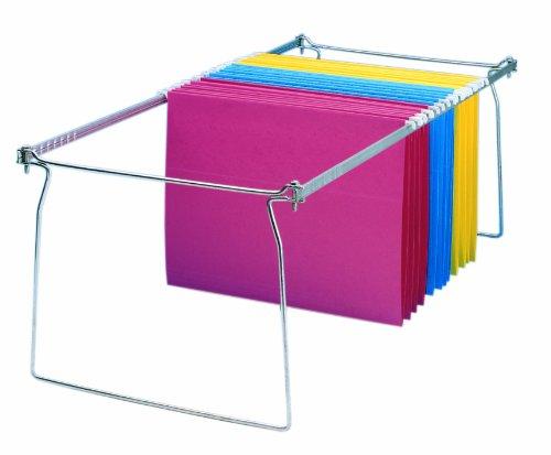 Charles Hanging - Charles Leonard Hanging File Frames, Legal Size, Metal, 6-Pack (960)