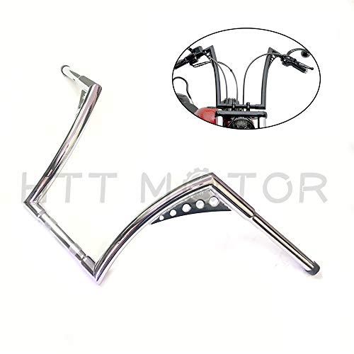 (HTTMT HB02- Compatible with CHROME APE HANGERS 1-1/4