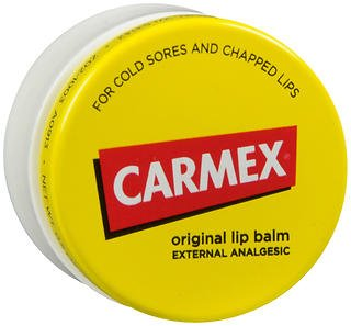 Price comparison product image Carmex Original Lip Balm 0.5 ounces (Pack of 4)