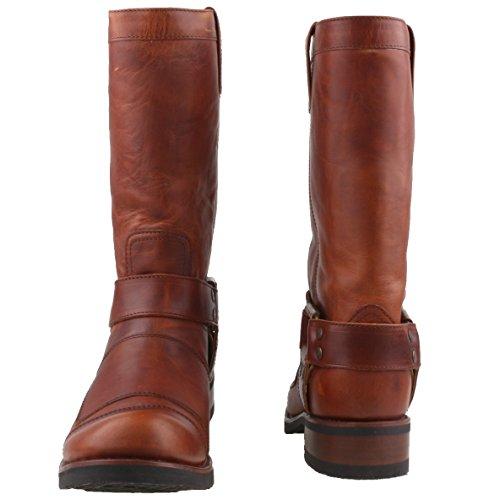 Boots marrone Marrone marrone Sendra Stivali uomo Marrone Boots Sendra Y11xq6EP