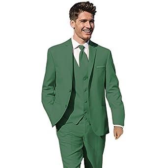 MYS Mens Custom Made Bridegroom Wedding Tuxedo Suit Pants ...