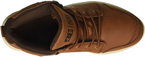 DC Shoes Mens Torstein Mountain Boots Hi Top Shoes Brown Bd2