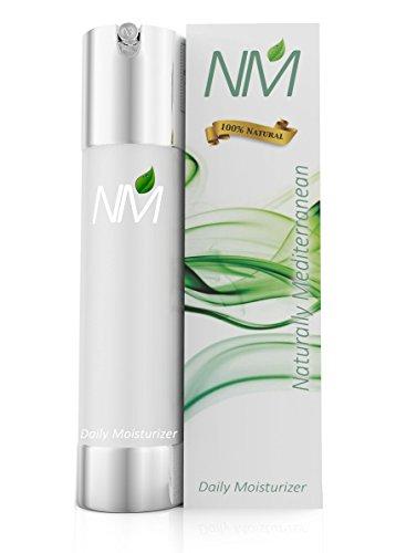 Naturally Mediterranean Natural Facial Moisturizer Cream ...