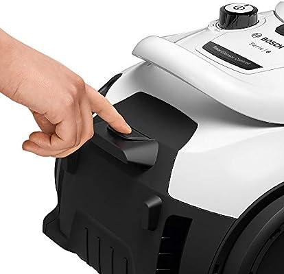 Bosch BGS41K332 Serie   6 Aspirador de Trineo, color blanco y ...