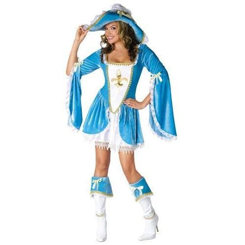 Madam Musketeer Adult Costume - Small/Medium]()