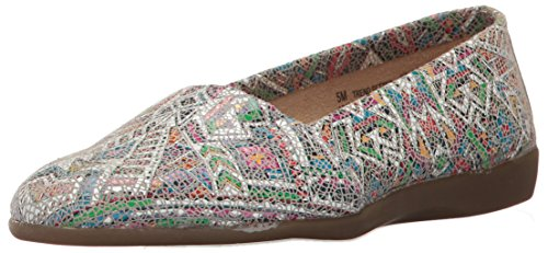 on Delle Donne Blu Slip Aerosoles Multi Bianco Trend Setter Loafer q5wTPXx