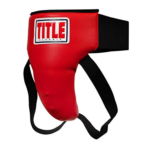 Title Boxing Classic Groin Protector Plus 2.0