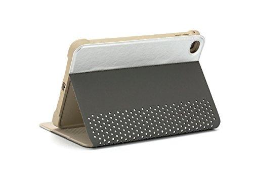 iPad mini 4 Protective Folio and Shell, SnapBook Case, Silve