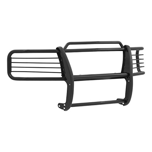 Aries 4043 Black Steel Grille Guard - 1500 Aries Grille Guard