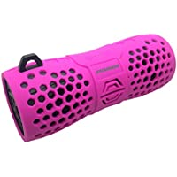 Sylvania SP332-PINK Water Resistant Bluetooth Speaker