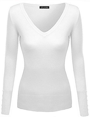 V-neck Thermal Underwear - 9
