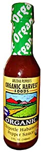 Arizona Peppers Chipotle Habanero Pepper Sauce