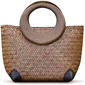55e4159ed680 Shopping Straw - Tote - Top-Handle Bags - Handbags & Wallets - Women ...