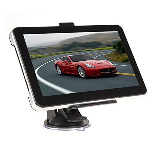 ystem, 7-Inch 8G HD Touch Screen with Lifetime Maps and Traffic ()