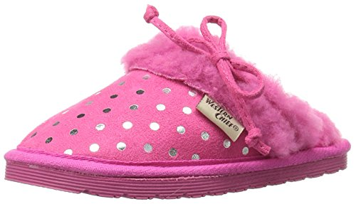 Image of Western Chief Kids Girls' Fashion Pull-On Plush Boot