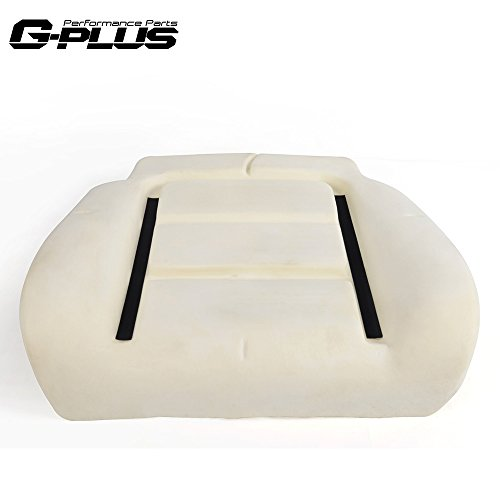 - G-PLUS for 2001-2007 Ford F250 F350 F450 F550 Super Duty Front Left Driver Side Seat Bottom Cushion Pad OEM Replacement