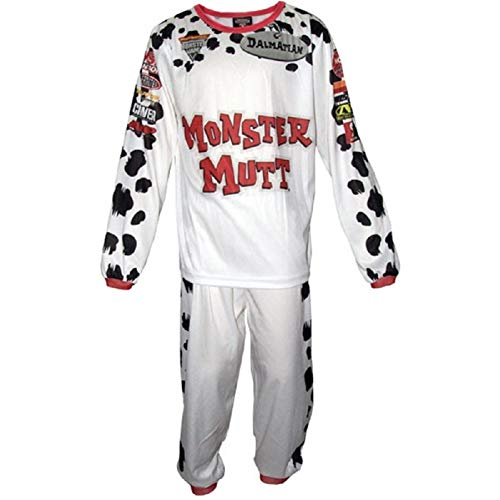 Monster Jam Monster Mutt Dalmatian Playwear Set (6/8)]()