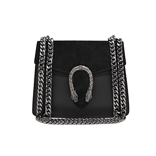 Black Gucci Handbag - 9