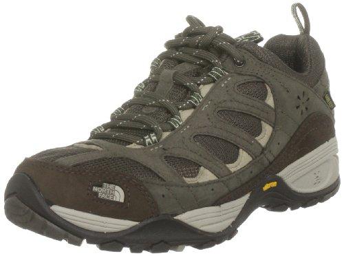 The North Face W Sable Gtx Xcr - Zapatillas de senderismo para mujer Marrón (Braun (Shroom Brown/Fossil Ivory))